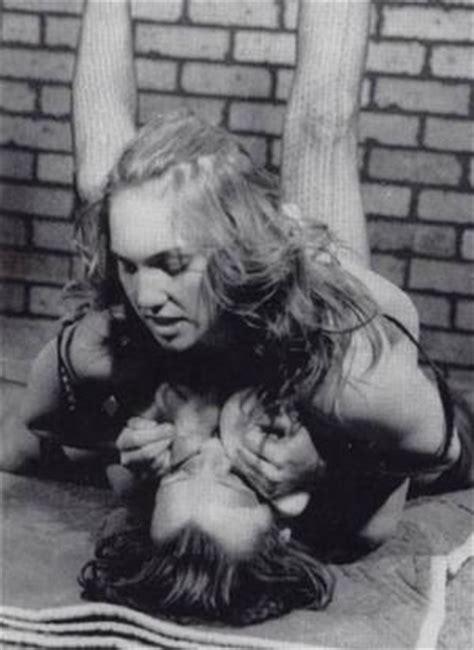 Classic  Apartment Wrestling By Bill Stanton (femwrstlfan