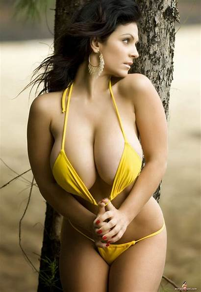 Bikini Yellow Denise Milani Comprimido Rar Consta