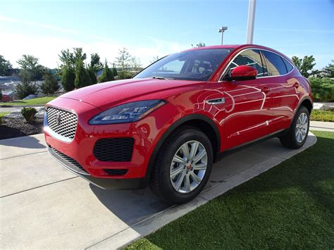 2019 Jaguar E Pace 2 by New 2019 Jaguar E Pace S Suv In Cincinnati 190057