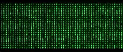 Matrix Code Pc Hackers Text Hacker Animated