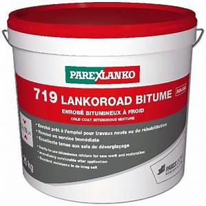 Enrobé A Froid : enrob bitumineux froid 719 lankoroad bitume rouge seau ~ Farleysfitness.com Idées de Décoration