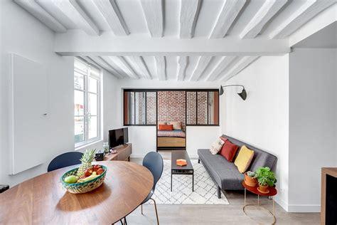 cuisine ouverte salon petit espace aménagement petit espace 5 astuces d 39 architectes pour l