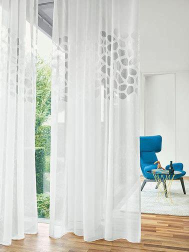 Ado Gardinen Muster by Minimalistische Gardinen Die Kunst Des Weglassens