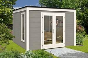 Gartenhaus Design Flachdach : gartenhaus mit flachdach g nstig kaufen 0 versandkosten ~ Sanjose-hotels-ca.com Haus und Dekorationen