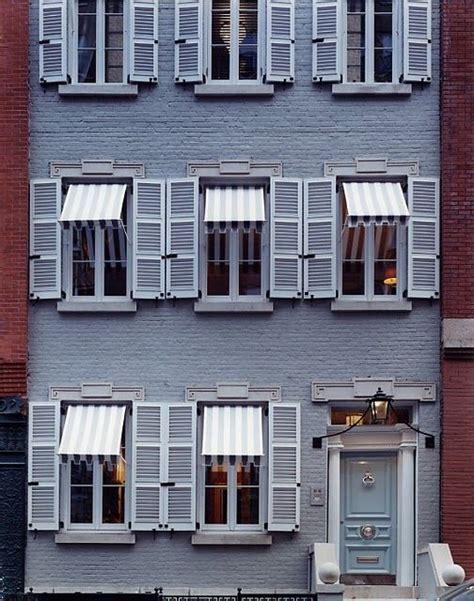 miles redd s new york city townhouse portals facade