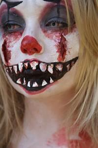Killer Clown Makeup by SocietyFive on DeviantArt