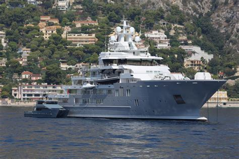 Yacht Andromeda by Motor Yacht Andromeda Kleven Yacht Harbour