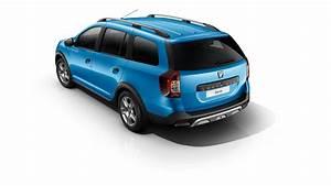 Dacia Logan Mcv Stepway 2017 : dacia logan mcv stepway meziplyn ~ Maxctalentgroup.com Avis de Voitures