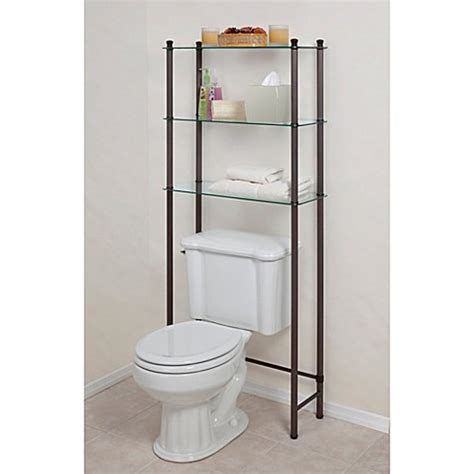 Toilet Etagere by L Etagere The Toilet Space Saver In Rubbed Bronze
