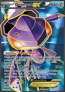Tcg Jump  Featured Card- Genesect Ex  Fates Collide