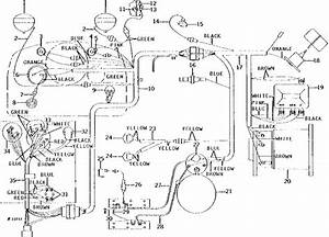 File  Diagram John Deere 4020 24v Wiring