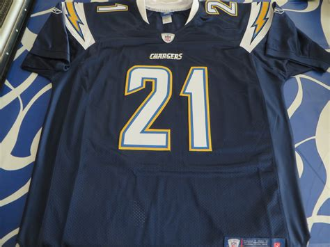 Ladainian Tomlinson San Diego Chargers Authentic Reebok