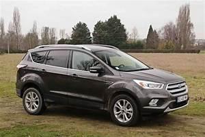 Nouveau Ford Kuga 2017 : essai ford kuga 2 0 tdci 150 titanium auto plus 5 janvier 2017 ~ Nature-et-papiers.com Idées de Décoration