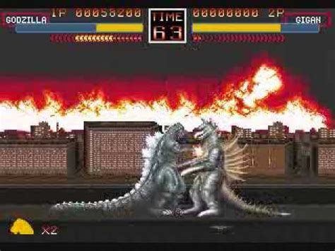 Arc system works is a celebrated fighting game developer, with one of its most recent and acclaimed games being dragon ball fighterz. Godzilla The Arcade Game (Playthrough Pt. 3/11) - YouTube