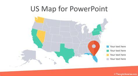 editable  map  powerpoint templateswisecom