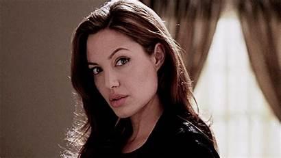 Angelina Jolie Brad Tomb Raider Pitt Giphy