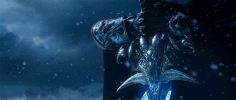 lich king gifs find on world of warcraft cinematic