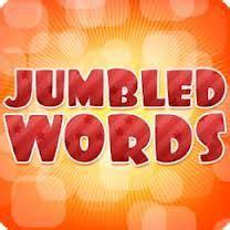 jumbled letters jumbled words jumbled words game words