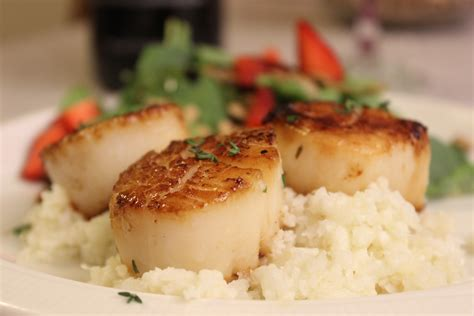 frozen scallops recipe whiskey glazed sea scallop recipe eat drink and save money