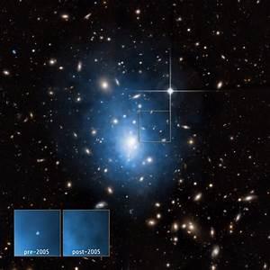 Chandra Reveals a Black Hole Destroying a Star in a Dwarf ...