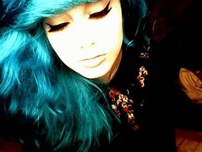 Colorido Cabelo Alternative Eyes Gifs Amazing Woman