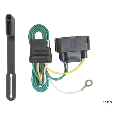 curt trailer hitch wiring connector 56110 for ford f 150
