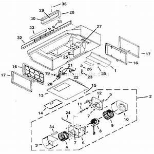Broan 763001 Parts List And Diagram   Ereplacementparts Com