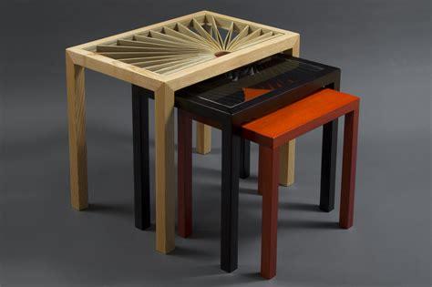 seth rolland lorraines nesting side tables