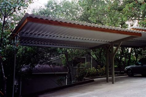 Metal Carport Roof by Backyard Ideas Carport Flat Roof Vertical Carports Styles