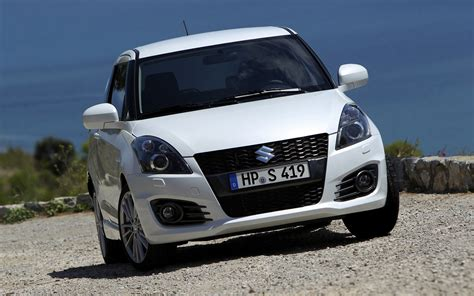 Suzuki Swift Sport (2011) Wallpapers And Hd Images