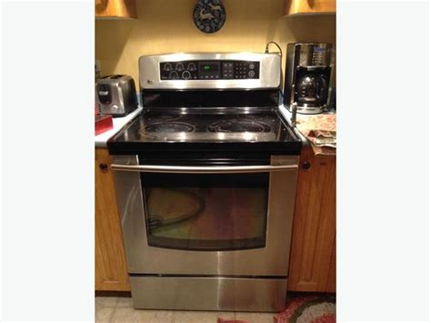 Lg Electric Range Glass Top Stainless Steel Lsb5611ss Sooke, Victoria Lg Stove Gas Leak Setting For Simmer Cooking Thin Steak On Top Fresh Asparagus Oven Range Bake Element Wb44t10010 Hydrogen Efel Wood Burning Manual Best Fireplace Inserts
