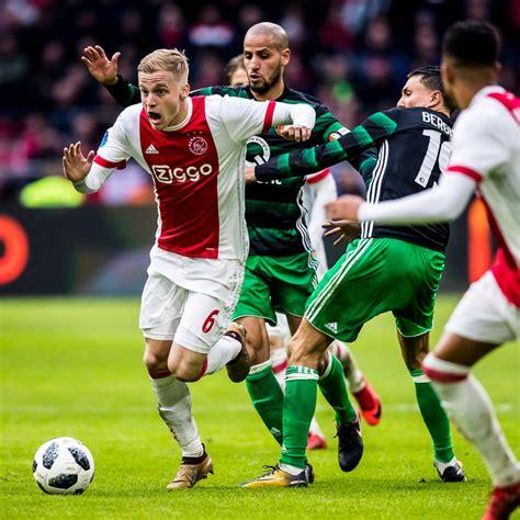 feyenoord start vaak slecht na winterstop ajax begint het  nederlands voetbal adnl