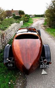 Eclectic Ephemera Historic Wooden Car Floated At Auction