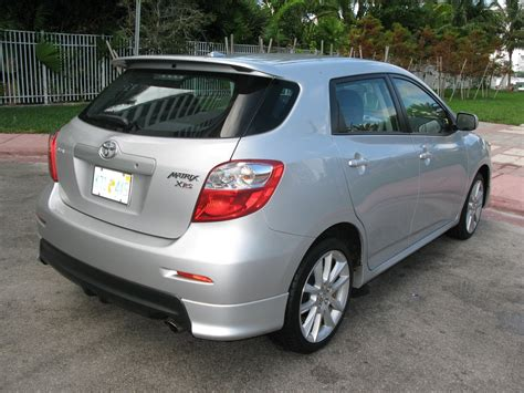 2008 Toyota Matrix by 2008 Toyota Matrix Xrs Picture 268491 Car Review Top