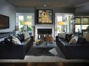 hgtv livingrooms gray living room design ideas decor hgtv