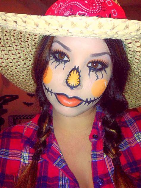 scary  unique halloween makeup ideas    easy