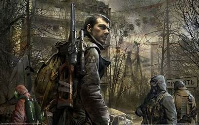 Zombie Stalker Tarkov Escape Desktop Wallpapers Computer