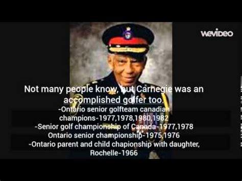Herbert Carnegie Youtube