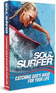 Soul Surfer: Catching God's Wave Book at Christian Cinema.com