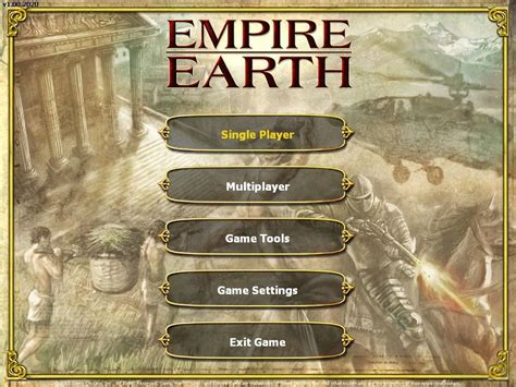 Empire Earth Download (2001 Strategy Game)