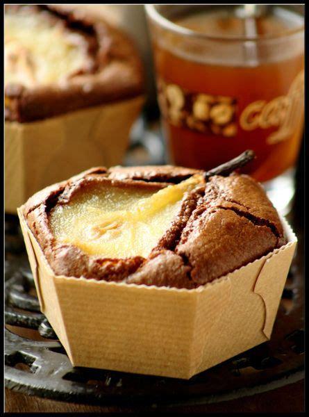 dessert a base de poire petit fondant 224 la poire et au chocolat mes gourmandises qu on se le dise