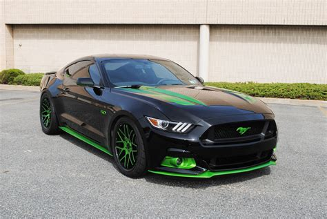 mustang modified got muscle 2016 mustang gt