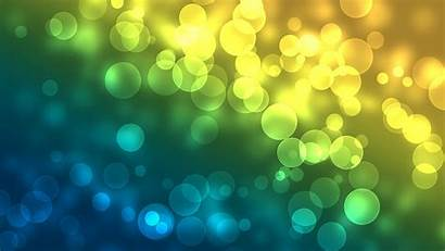 Blur Gaussian Multicolor Bokeh Wallpapers Gradient Minimalistic