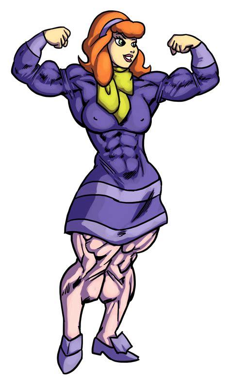 Daphne Double Biceps Flex By Ritualist On Deviantart