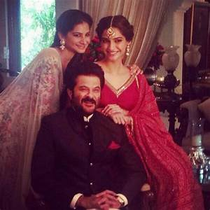 Anil Kapoor looks out for his daughters Sonam Kapoor and ...
