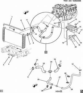 2004 5500 Chevy Kodiak Wiring Diagram : 2003 2009 topkick kodiak c4500 c5500 upper radiator hose ~ A.2002-acura-tl-radio.info Haus und Dekorationen