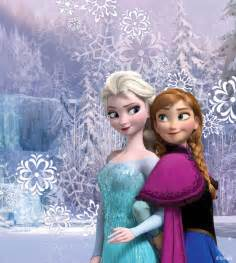 By Anna and Elsa Frozen