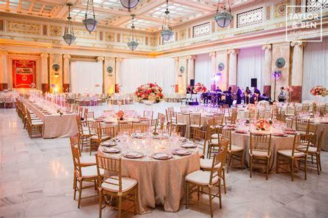 union station dc wedding reception wedding venue union