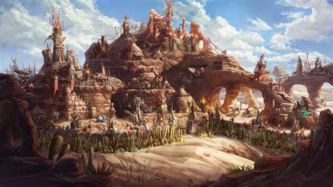 magic heroes vii video games fantasy art