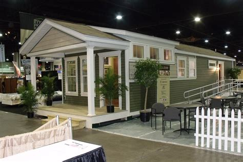 cottage mobile homes wheelchair accessible modular home plans